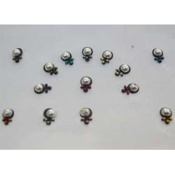 12_159 Bindis Body Jewelry Designer Handicraft