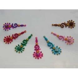 30_169 Bindis Body Jewelry Designer Handicraft