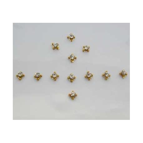 30_142 Bindis Body Jewelry Designer Handicraft