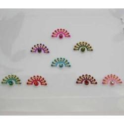 24_121 Bindis Body Jewelry Designer Handicraft