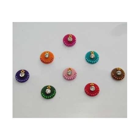 24_132 Bindis Body Jewelry Designer Handicraft