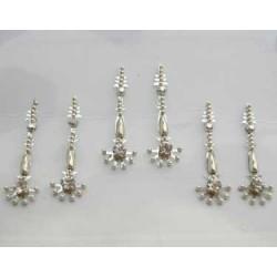 24_114 Bindis Body Jewelry Designer Handicraft