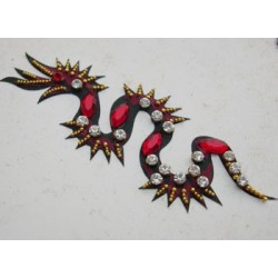 b84 Tattoo Sticker Bindi Body Jewelry Non Piercing