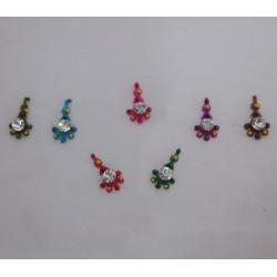 Sticker Body Jewelry Non Piercing Bindi Handmade jewelry es142