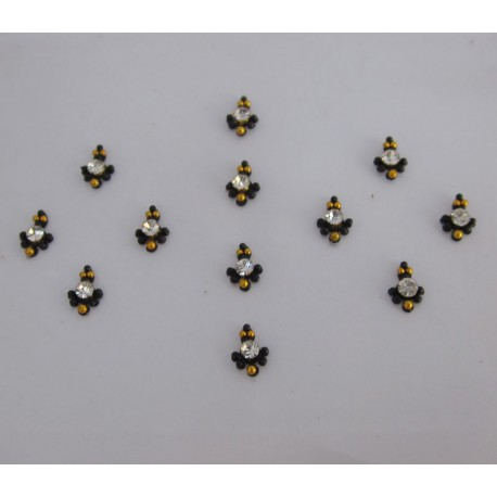 Bindis Body Jewelry Designer Handicraft es161