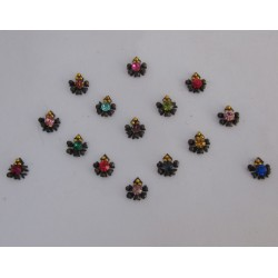 Stick on Sticker Body Jewelry Fancy Bindi es159