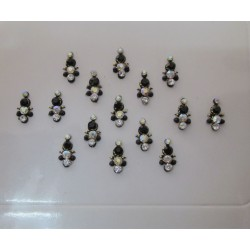Bindis Body Jewelry Designer Bindi Non Piercing jewelry
