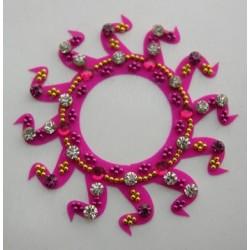 bz70 Belly Bindis Sticker Bindi Body Jewelry Non Piercing