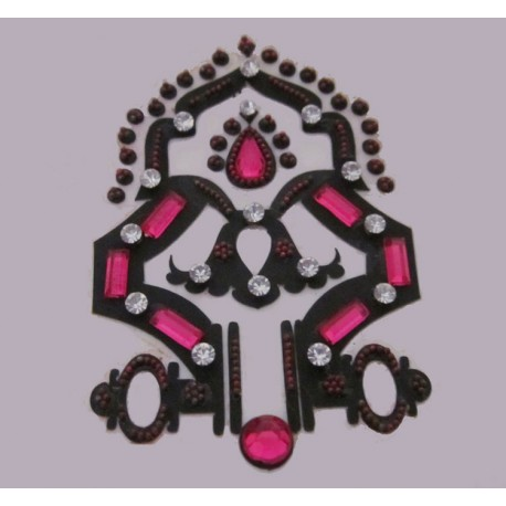 Belly Bindis Sticker Bindi Body Jewelry Non Piercing