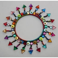 bz30 Belly Bindis Sticker Bindi Body Jewelry Non Piercing