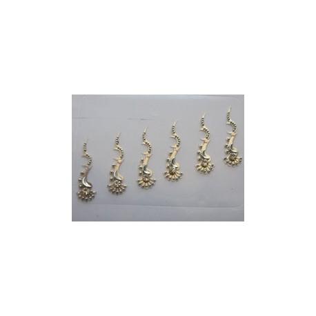 24_107 Bindis Body Jewelry Designer Handicraft