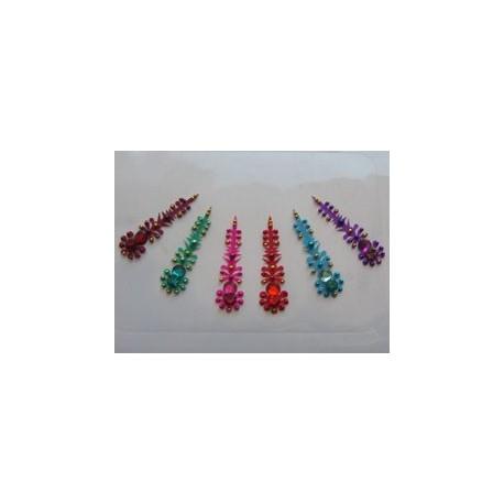 24_103 Bindis Body Jewelry Designer Handicraft