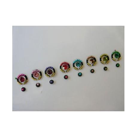 30_116 Bindis Body Jewelry Designer Handicraft