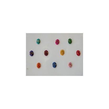 36_100 Bindis Body Jewelry Designer Handicraft