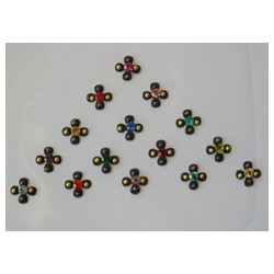 48_77 Stick on Sticker Body Jewelry Fancy Bindi