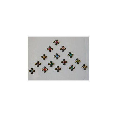 48_77 Stick on Sticker Body Jewelry Fancy Bindi