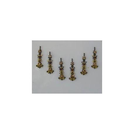 60_18 Bindis Body Jewelry Designer Handicraft