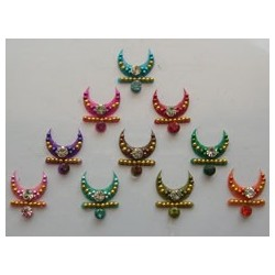60_40 Bindis Body Jewelry Designer Handicraft