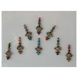 80_35 Bindis Body Jewelry Designer Handicraft