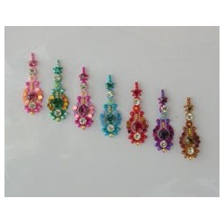 80_26 Bindis Body Jewelry Designer Handicraft