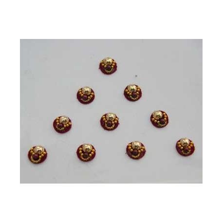 12_174 Bindis Body Jewelry Designer Handicraft