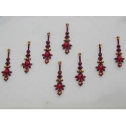 12_168 Bindis Body Jewelry Designer Handicraft