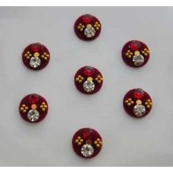 18_215 Stick on Sticker Body Jewelry Fancy Bindi