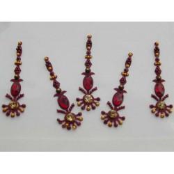 30_156 Bindis Body Jewelry Designer Handicraft