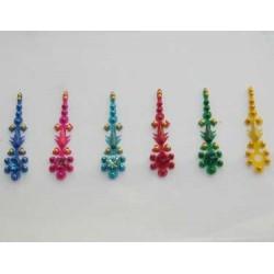 24_125 Bindis Body Jewelry Designer Handicraft