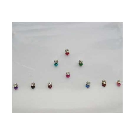 24_136 Bindis Body Jewelry Designer Handicraft