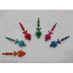 S_80_33 Bindis Body Jewelry Designer Handicraft