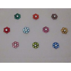 Stick on Sticker Body Jewelry Fancy Bindi es209