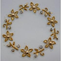 bz71 Belly Bindis Sticker Bindi Body Jewelry Non Piercing