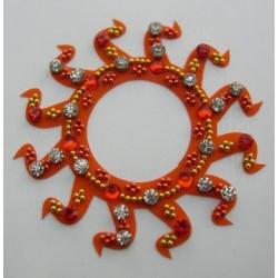 bz65 Belly Bindis Sticker Bindi Body Jewelry Non Piercing