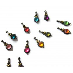 Bindis Body Jewelry Designer Handicraft