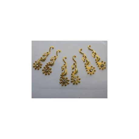 24_97 Bindis Body Jewelry Designer Handicraft