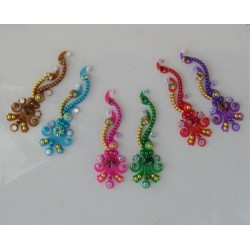 60_32 Bindis Body Jewelry Designer Handicraft