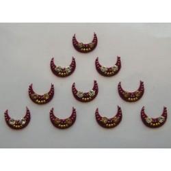 60_39 Bindis Body Jewelry Designer Handicraft