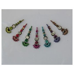 80_22 Bindis Body Jewelry Designer Handicraft
