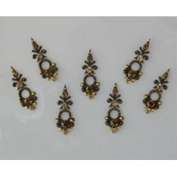 80_23 Bindis Body Jewelry Designer Handicraft
