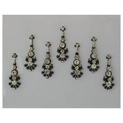 80_34 Bindis Body Jewelry Designer Handicraft