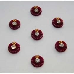 18_201 Stick on Sticker Body Jewelry Fancy Bindi