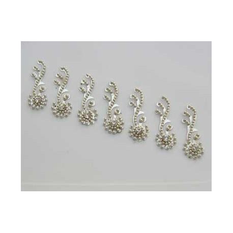 30_140 Bindis Body Jewelry Designer Handicraft