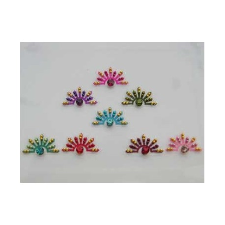 24_123 Bindis Body Jewelry Designer Handicraft