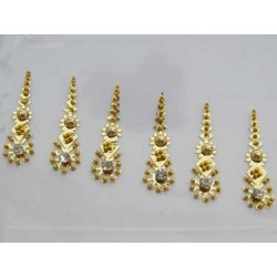 24_111 Bindis Body Jewelry Designer Handicraft