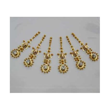 24_110 Bindis Body Jewelry Designer Handicraft