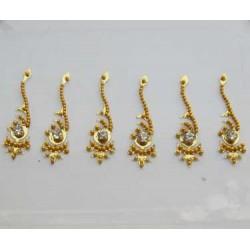 24_122 Bindis Body Jewelry Designer Handicraft