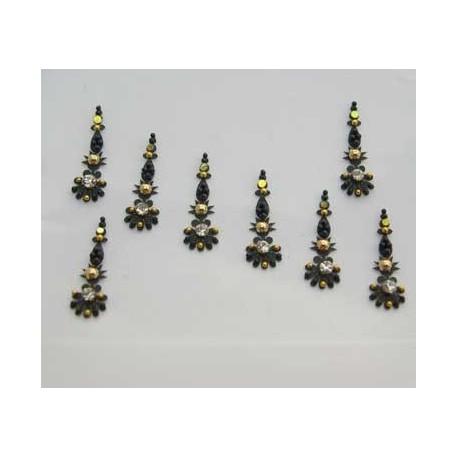 24_120 Bindis Body Jewelry Designer Handicraft