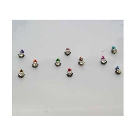 24_133 Bindis Body Jewelry Designer Handicraft