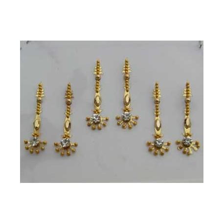 24_113 Bindis Body Jewelry Designer Handicraft